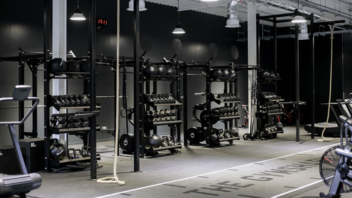 4 Places that You Can Find Gymshark