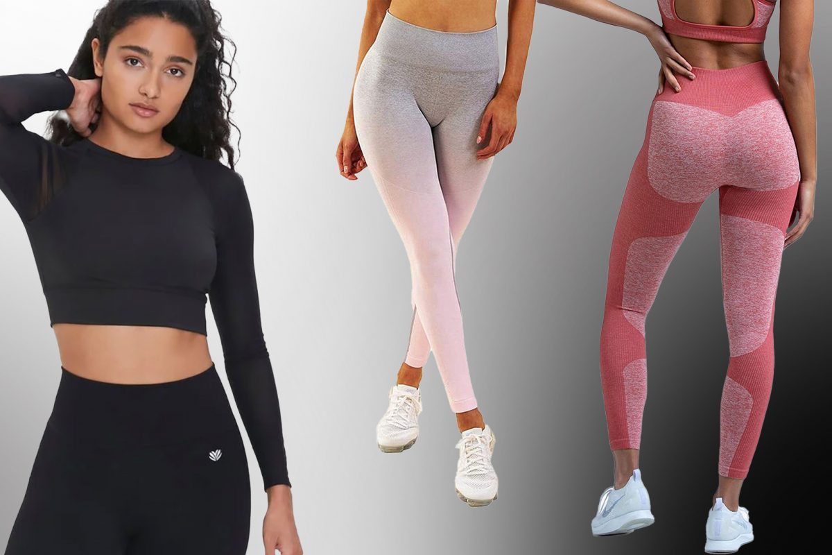 Here's What People Are Saying About Gymshark Leggings