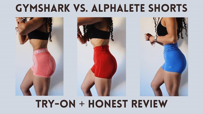 Gymshark Seamless Shorts review
